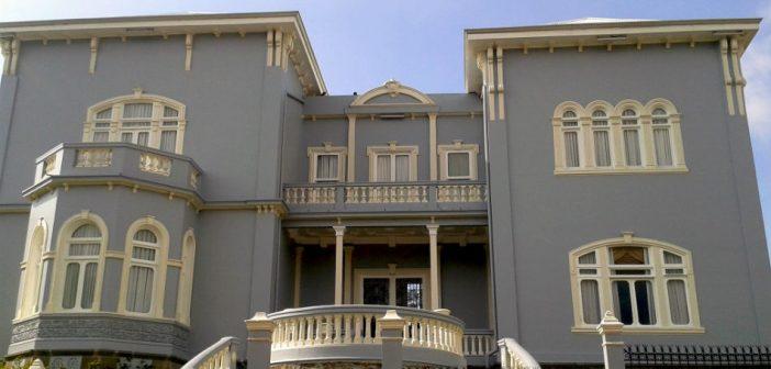 Castillo Azul se transforma en Museo de la Democracia